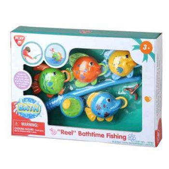 Reel Bathtime Fishing
