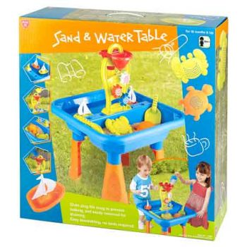 Sand & Water Table & Accessories