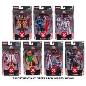 Marvel X Men Legends assorted ( ONLY SOLD in Carton of 8 )