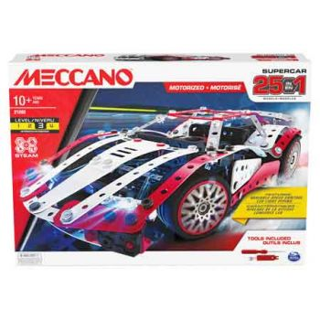 Meccano Multi Model 25 - Supercar