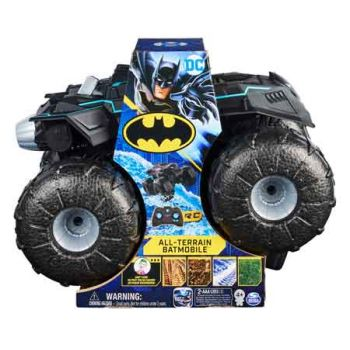 Batman All Terrain Radio Control Batmobile