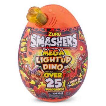 Smashers Light Up Mega Egg assorted