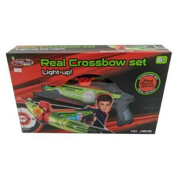 Light Up Crossbow Set