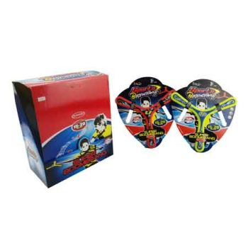 Tri Sports Boomerang assorted ( ONLY SOLD in Display of 24 )