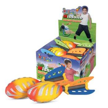 Action Missile 23.5cm assorted ( ONLY SOLD in Display of 12 )
