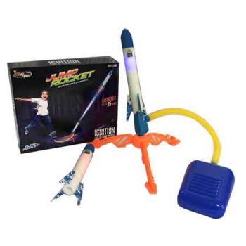 Light-Up Jump Rocket