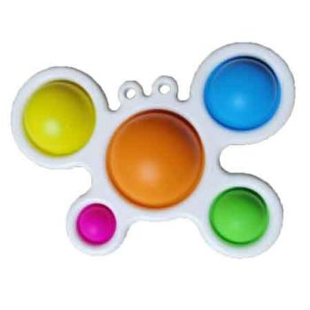 5 Sensory Fidget Toy CRAB Shape ( ONLY SOLD in Carton of 48 )