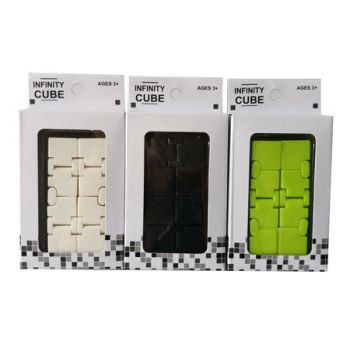 Infinity Fidget Cube assorted ( ONLY SOLD in Carton of 48 )