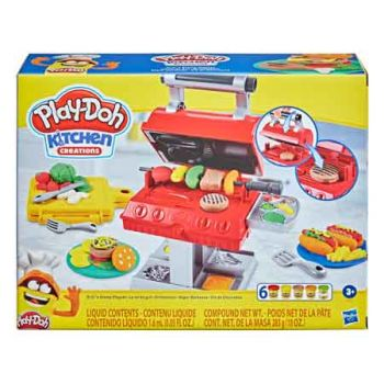 Play-Doh Grill n Stamp BBQ