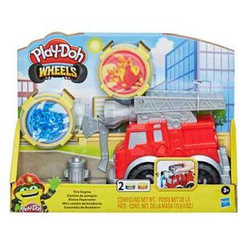 Play-Doh Firetruck