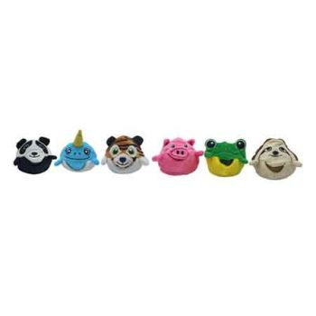 Squeeze Bead Plush Animal ( ONLY SOLD in Display of 12 )