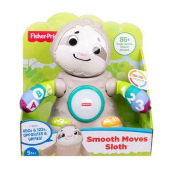 Fisher Price Moving Sloth