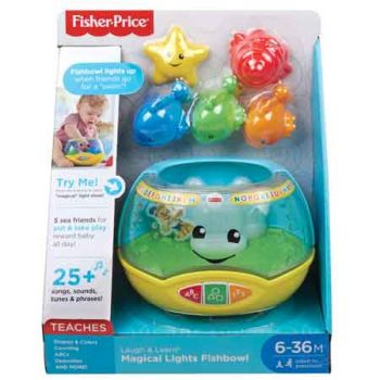Fisher Price Laugh n Learn Fishbowl