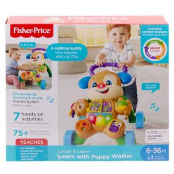 Fisher Price Laugh n Learn Walker assorted ( ONLY SOLD in Carton of 2 )