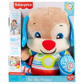 Fisher Price Laugh n Learn So Big Puppy