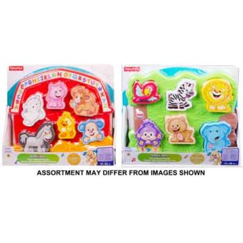 Fisher Price Laugh n Learn Animal Puzzle