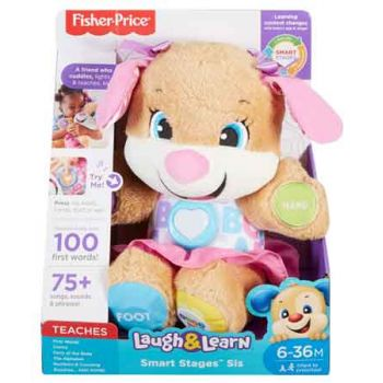Fisher Price Laugh n Learn Smart Stages - Sis