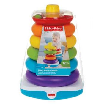 Fisher Price Ginat Rock-a-Stack